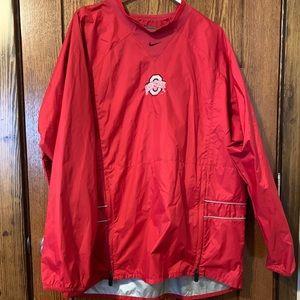 Nike OSU pullover XL red